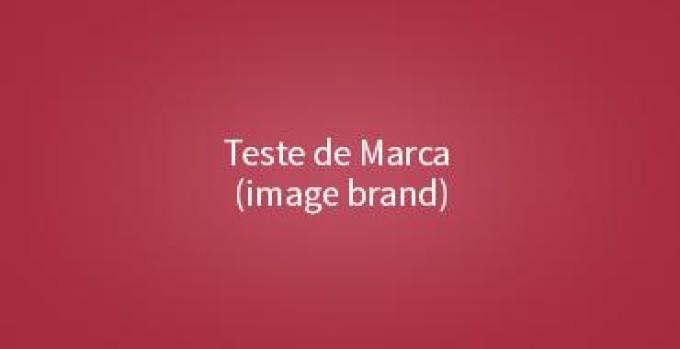 Teste de marca