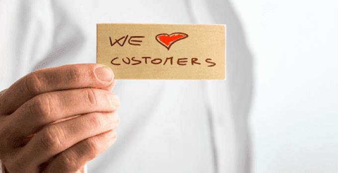 Veja o poder do cliente atualmente