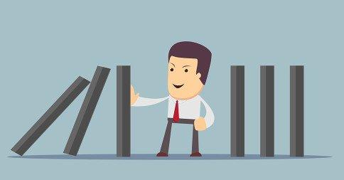 dicar para evitar a falência da empresa
