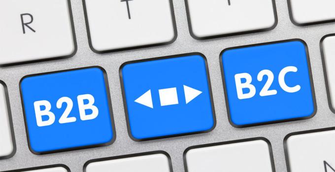 pesquisa de mercado para B2B e B2C